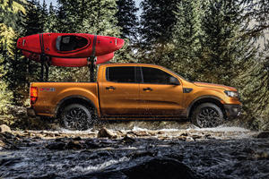 The New Ford Ranger Gets An Even Bigger Array Of Accessories
