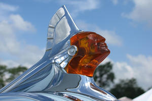 The Coolest Hood Ornaments Ever Made