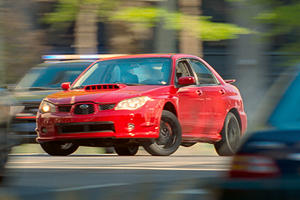 You Can Own The RWD Subaru WRX That Starred In Baby Driver