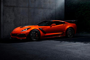 The Corvette ZR1 Won't Have The Z06's Cooling Issues