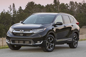 Honda Raises Prices On 2019 CR-Vs By All Of $200