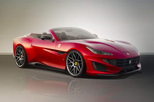 Corvette Tuner Gives Ferrari Portofino Serious Upgrades