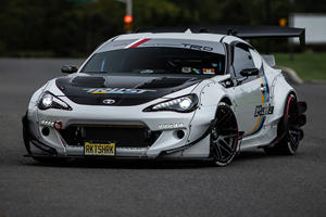 This Could Be The Wildest Toyota 86 In The World