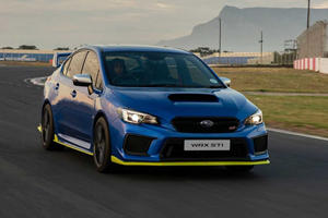 This Is The Most Powerful Subaru WRX STI Ever