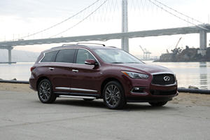 2019 Infiniti QX60 Test Drive Review: Buying Bling At A Budget Price