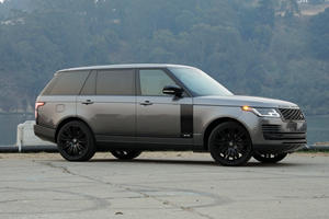 2018 Range Rover LWB Test Drive Review: The Last True Luxury SUV