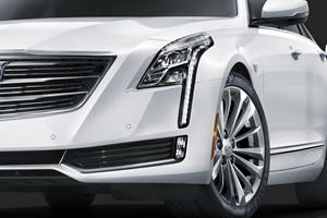 GM Axes Only Hybrid Cadillac From Lineup