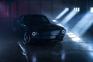 Classic Ford Mustang Goes Electric For $325,000