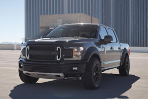 Hardcore 2019 Ford F-150 RTR Coming Next Year
