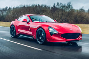 New TVR Griffith Sounds Epic Tearing Up The Track