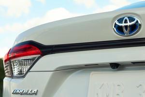 Toyota Corolla Hybrid Is Coming