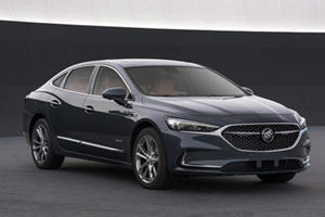 LEAKED: 2020 Buick LaCrosse Gets Subtle Refresh