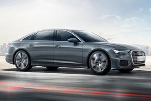 China's Audi A6L Is Even Longer Than The Lavish A8