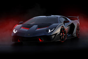 Lamborghini SC18 Is A 770-HP One-Off Track Monster