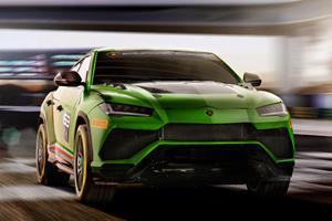 Lamborghini Urus ST-X Sends The Big Bull To The Track