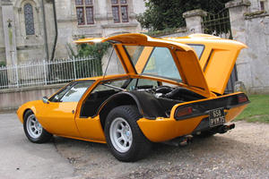 Here's More Evidence De Tomaso's Triumphant Comeback Is Happening