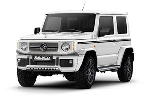 The Cheapest New Mercedes G-Class You Can Buy Is Really A Suzuki Jimny?