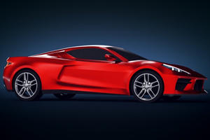 Latest Mid-Engine Corvette Renderings Will Certainly Cause Controversy
