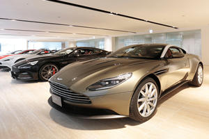 Aston Martin's Expansion Is  Paying Off Big Time