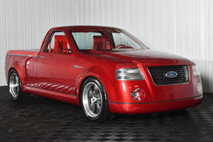 Ford F-150 Lighting Rod Concept Is One Rare Truck
