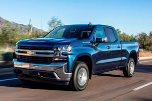 Chevrolet's Four-Cylinder Silverado Engine Has Better Fuel Economy Than You Think