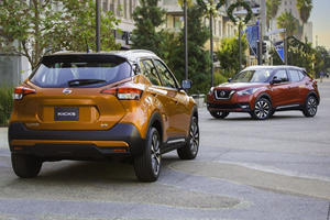 2019 Nissan Kicks Is A Surprisingly Affordable Compact Crossover