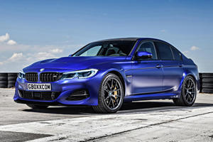 Next BMW M3 To Offer RWD And AWD Options?