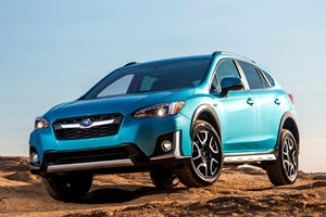 Meet The New 2019 Subaru Crosstrek Hybrid