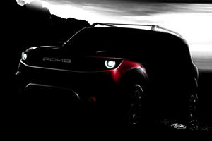 Will The Baby Bronco Be Called The Ford Puma?