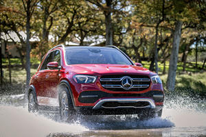 2020 Mercedes-Benz GLE First Drive Review: A Class Apart