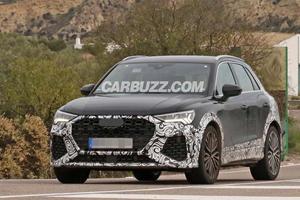 Audi RS Q3 Reveals More Aggressive Styling