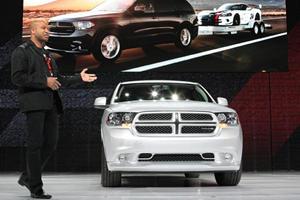 Chicago 2011: 2011 Dodge Durango R/T