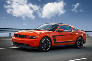 First Look: 2012 Ford Mustang Boss 302