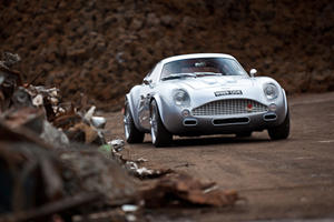 Evanta Aston Martin DB4 GT Zagato Recreation is a Stunning Piece of Work
