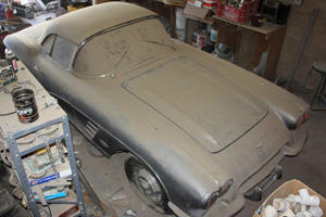 The Power of Cool: 1961 C1 Corvette Discovered