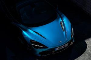 New McLaren Model Will Debut Next Month