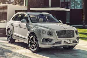 Bentley Nearly Suffered A Catastrophic Emissions Test Failure?