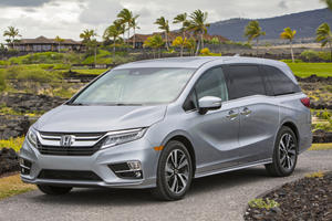 Honda Odyssey Recall Probably Couldn't Come At A Worse Time