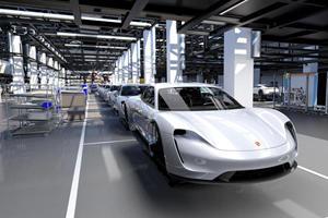 Porsche Taycan: More Details Revealed