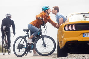 Ford Wants To Make Roads Safer For Cyclists