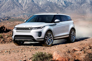 All-New 2020 Range Rover Evoque: Sleek, Refined, And Electrified