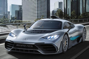 Mercedes-AMG One Will Be Lighter And More Powerful Than We Thought