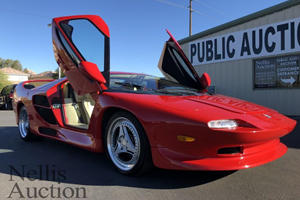 Obscure American Supercar Comes Up For Auction
