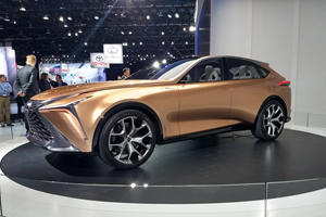 Could Lexus Be Working On A Lamborghini Urus Fighter?