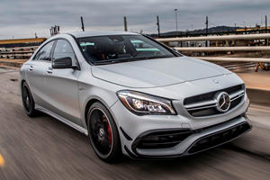 2020 Mercedes-Benz CLA To Have Over 400 HP?