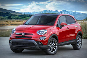 2019 Fiat 500X Arrives With Fresh Styling And Turbo Power