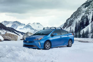 2019 Toyota Prius Arrives In LA, Now With AWD Traction