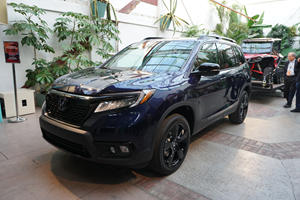 2019 Honda Passport Is Ready For Off-Road Adventure