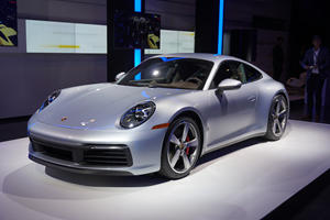 This Is The Stunning All-New 2020 Porsche 911