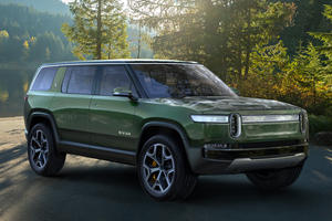 2021 Rivian R1S Electric SUV Arrives To Join Truck Sibling